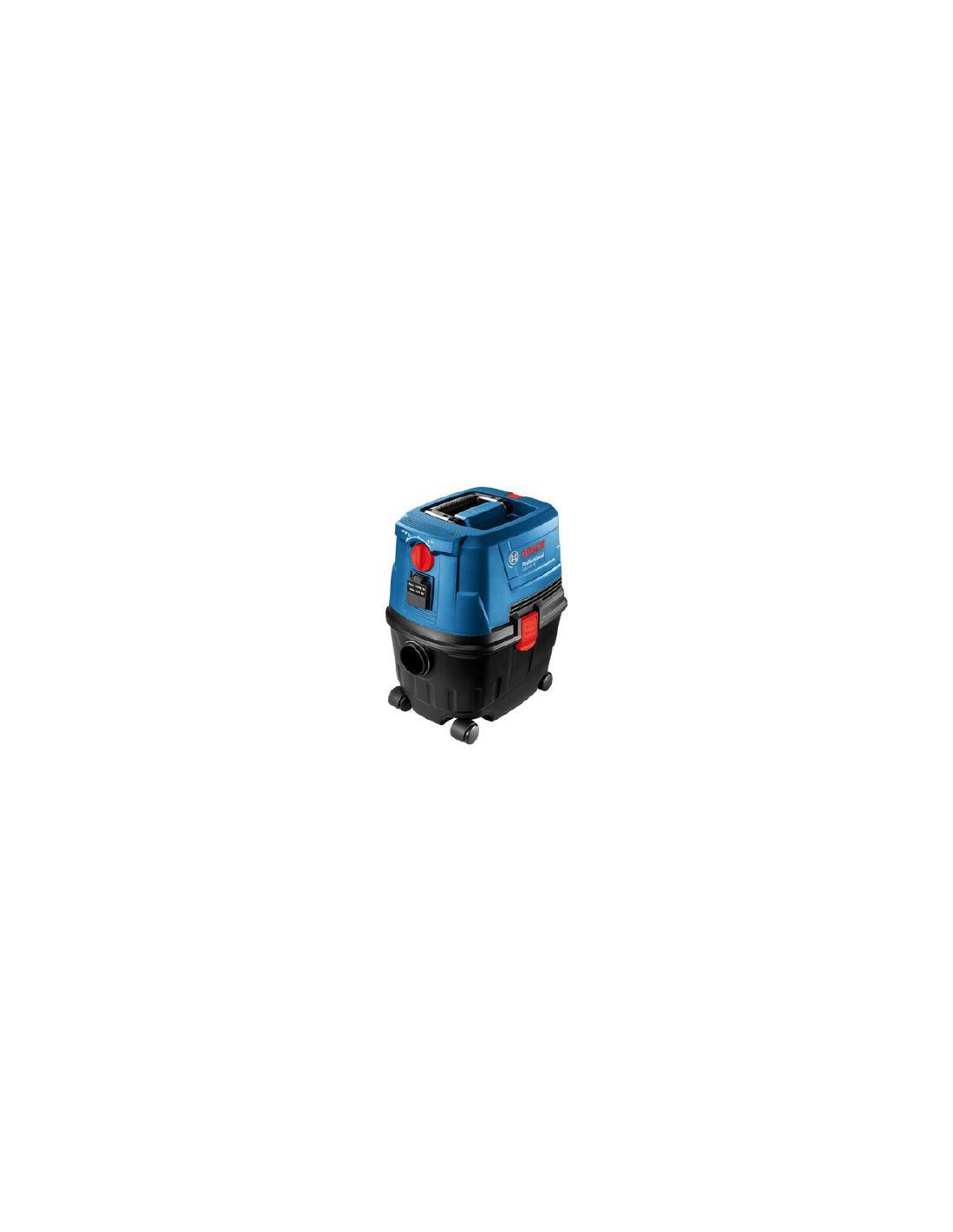 ASPIRATEUR EAU POUSSIERE GAS15PS - 1