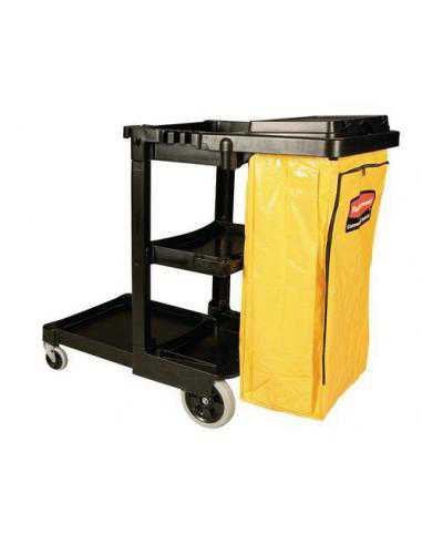CHARIOT MENAGE RUBBERMAID