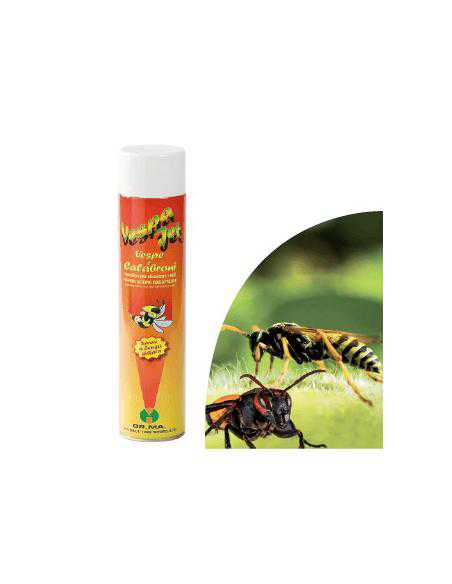 INSECTICIDE CONTRE GUEPES FRELONS