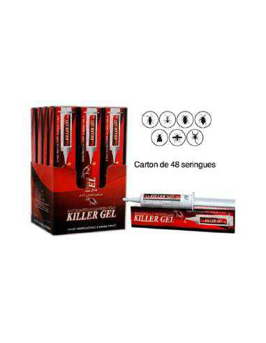 KILLER GEL CONTRE CAFARDS