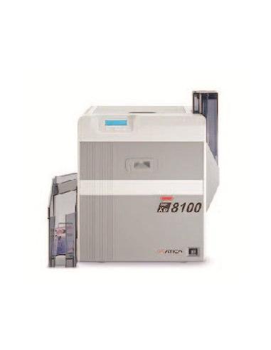 IMPRIMANTE MATICA XID 8100 SIMPLE FACE  - PRODUITS PRO