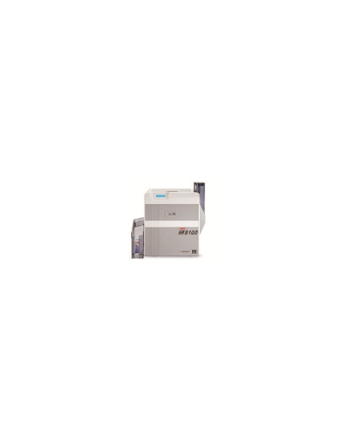 IMPRIMANTE MATICA XID 8100 SIMPLE FACE