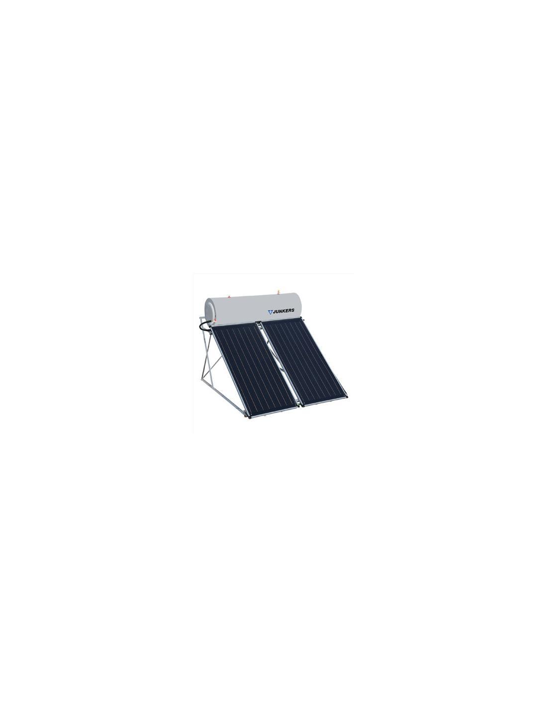 CHAUFFE EAU SOLAIRE JUNKERS 300L - 1