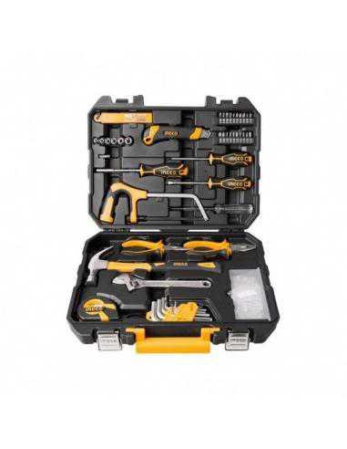 Jeu de 117 pièces et outils INGCO