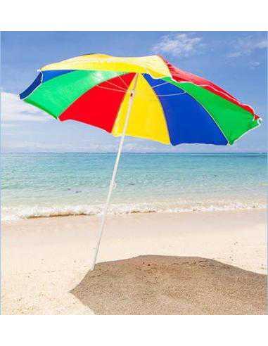 Parasol de plage Droit Protection