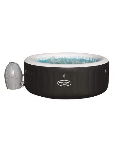 Bestway Spa gonflable bain à remous Lay-Z-Miami