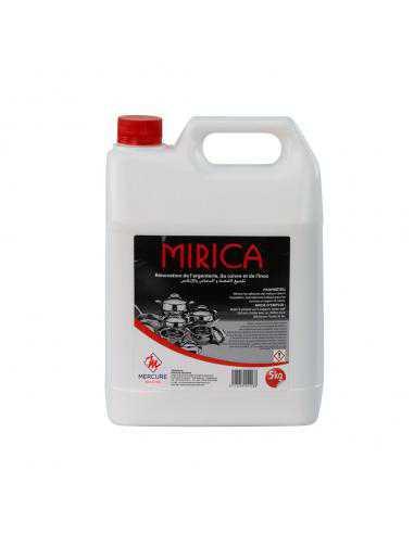MIRICA, Rénovation Inox, Cuivre & Argent