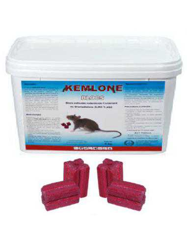 RATICIDE SOURICIDE KEMLONE