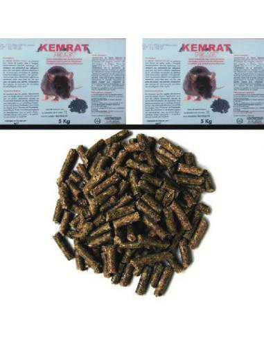 RATICIDE SOURICIDE KEMRAT PELLETS