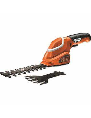 SCULPTE-HAIES CISAILLE 7V BLACK DECKER