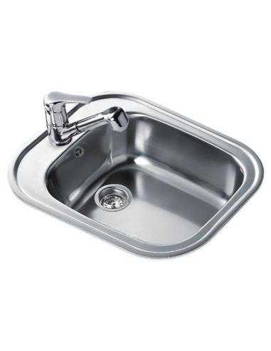 LAVABO EVIER STYLO 1-BAC