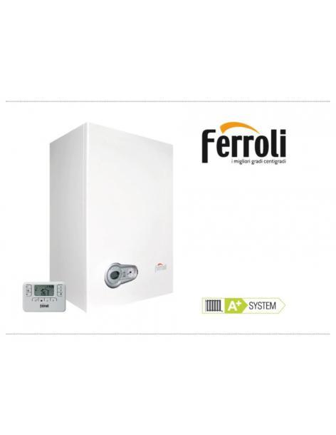 CHAUDIERE A GAZ MURAL A CONDENSATION FERROLI 24kw/34kw/60kw