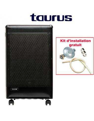 CATALYSE PORTO Chauffage à gaz Taurus