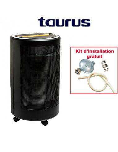 HOTSPOT Chauffage à gaz Taurus