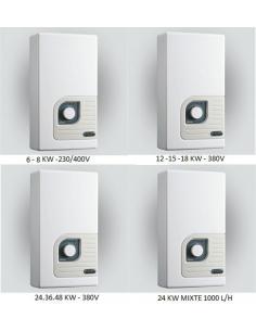 CHAUDIERE ELECTRIQUE EKCO LN2. KOSPEL