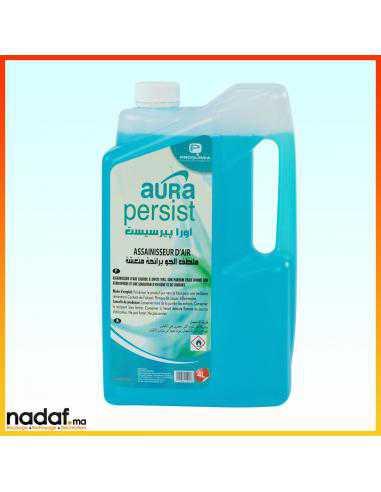AURA PERSIST, Assainisseur d'Air liquide 4L x 3 unité