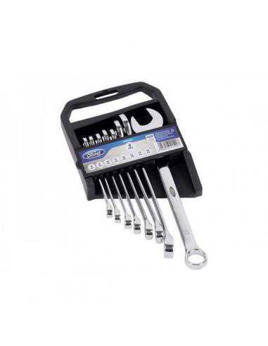 Série clé mixte 8pcs 8-19 mm FORD FHT-EL-076
