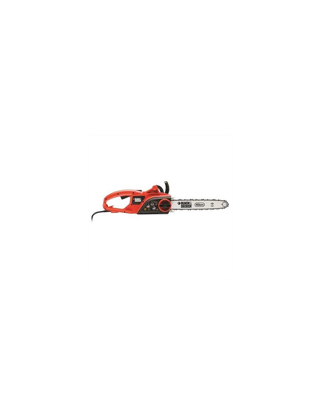 TRONÇONNEUSE 1900W 40CM BLACK DECKER - 1