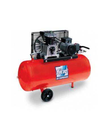 COMPRESSEUR AIR ELECTRIQUE 100L - 2.HP VERTICAL FIAC/MONDIAL