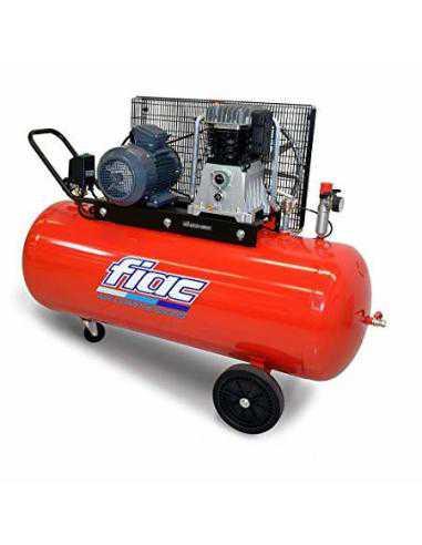 COMPRESSEUR AIR ELECTRIQUE [200L-300L-500L] / [3.HP-4.HP-5,5.HP-7,5.HP] FIAC/MONDIAL