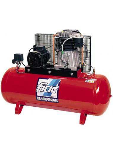 COMPRESSEUR AIR ELECTRIQUE 500L - 4x 1,5.HP VERTICAL FIAC/MONDIAL