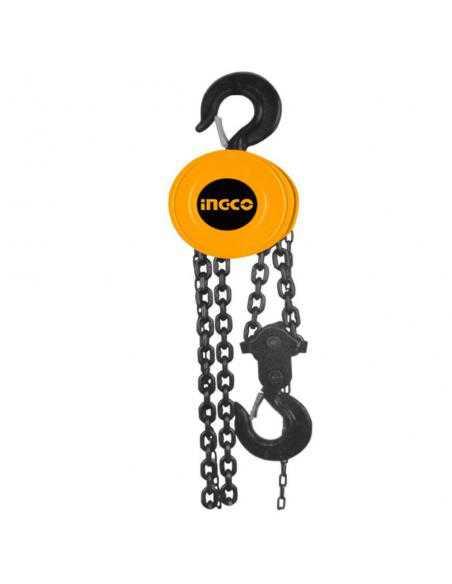 Bloc de chaîne 3 Tonne - INGCO