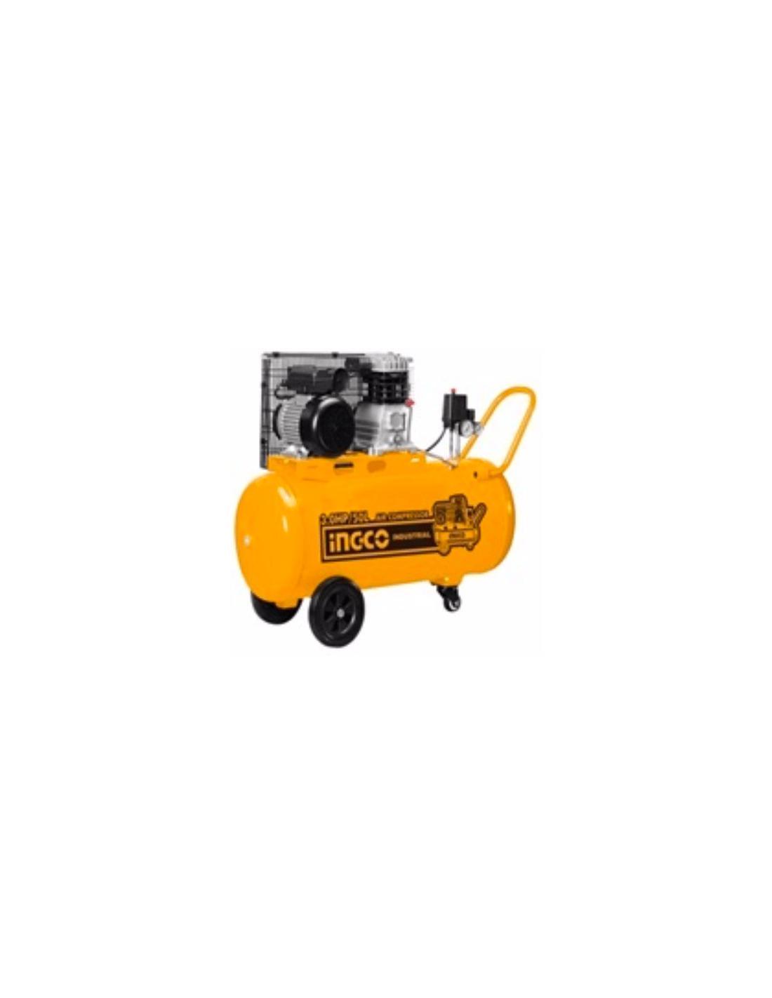 Compresseur INGCO 100L 220-240V~50Hz Power: 2.2 kW - 1