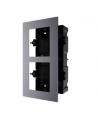 Accessoire de montage encastré pour poste de porte modulaire - 2