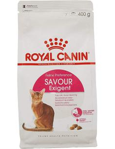 Croquettes pour chat EXIGENT 400G - ROYAL CANIN