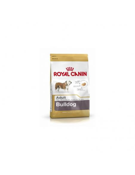 Aliment de BULLDOG ANGLAIS 12KG ROYAL CANIN