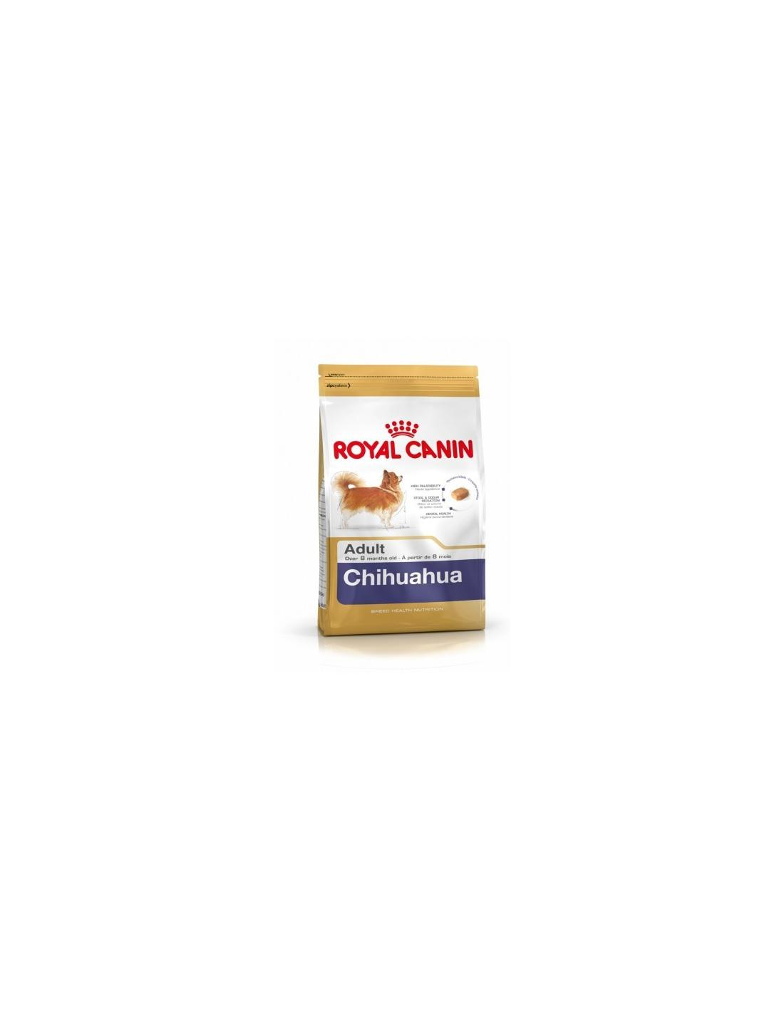 Croquettes Royal Canin CHIHUAHUA ADULT 1,5 KG - 1