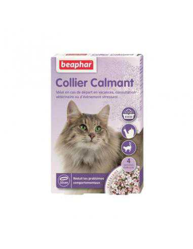 COLLIER CALMANT CAT BEAPHAR - 1