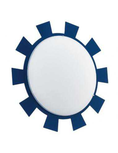 LAMPE CL/1 E27 blue/white 'LEONIE' - EGLO - 1