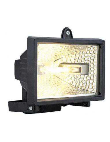 LAMPE WL-flood-light/1 400W black 'ALEGA' - EGLO - 1