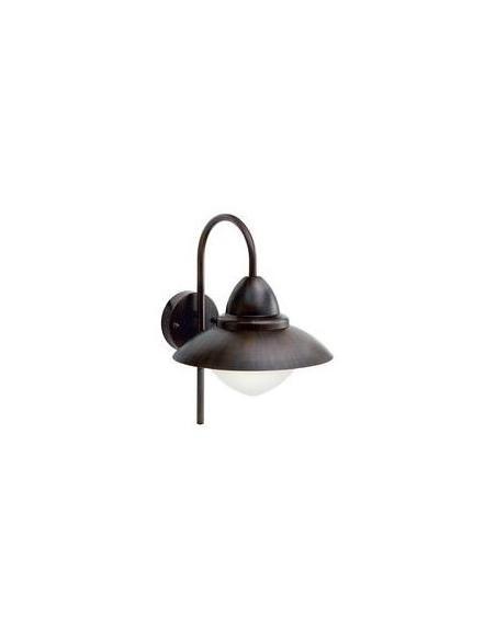 LAMPE WL/1 E27 ant-brown 'SIDNEY' - EGLO - 1