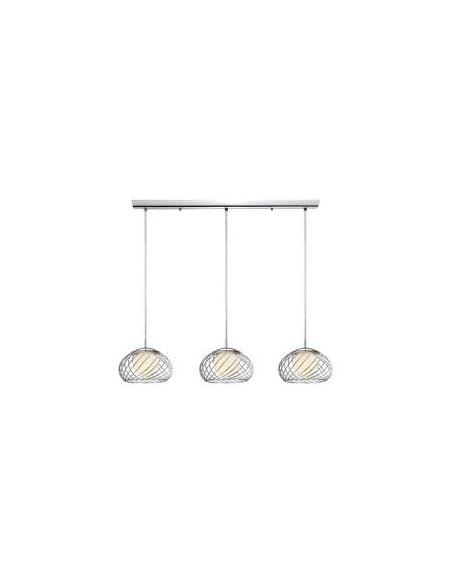 LAMPE HL/3 G9 chrome/opal-matt THEBE - EGLO - 1