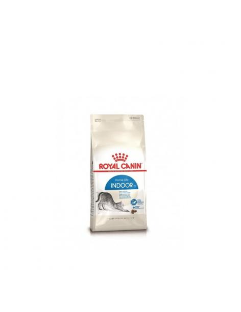 Croquettes pour chat INDOOR 27 2KG - ROYAL CANIN