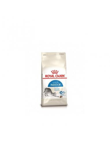 Croquettes pour chat INDOOR 27 2KG - ROYAL CANIN - 1