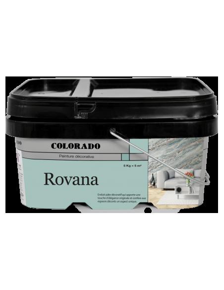 PEINTURE Rovana 5Kg - COLORADO - 1