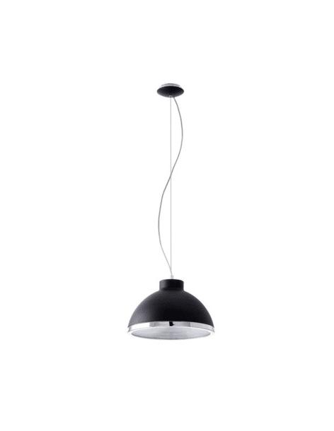 LAMPE SUSPENSION DEBED NOIR EGLO