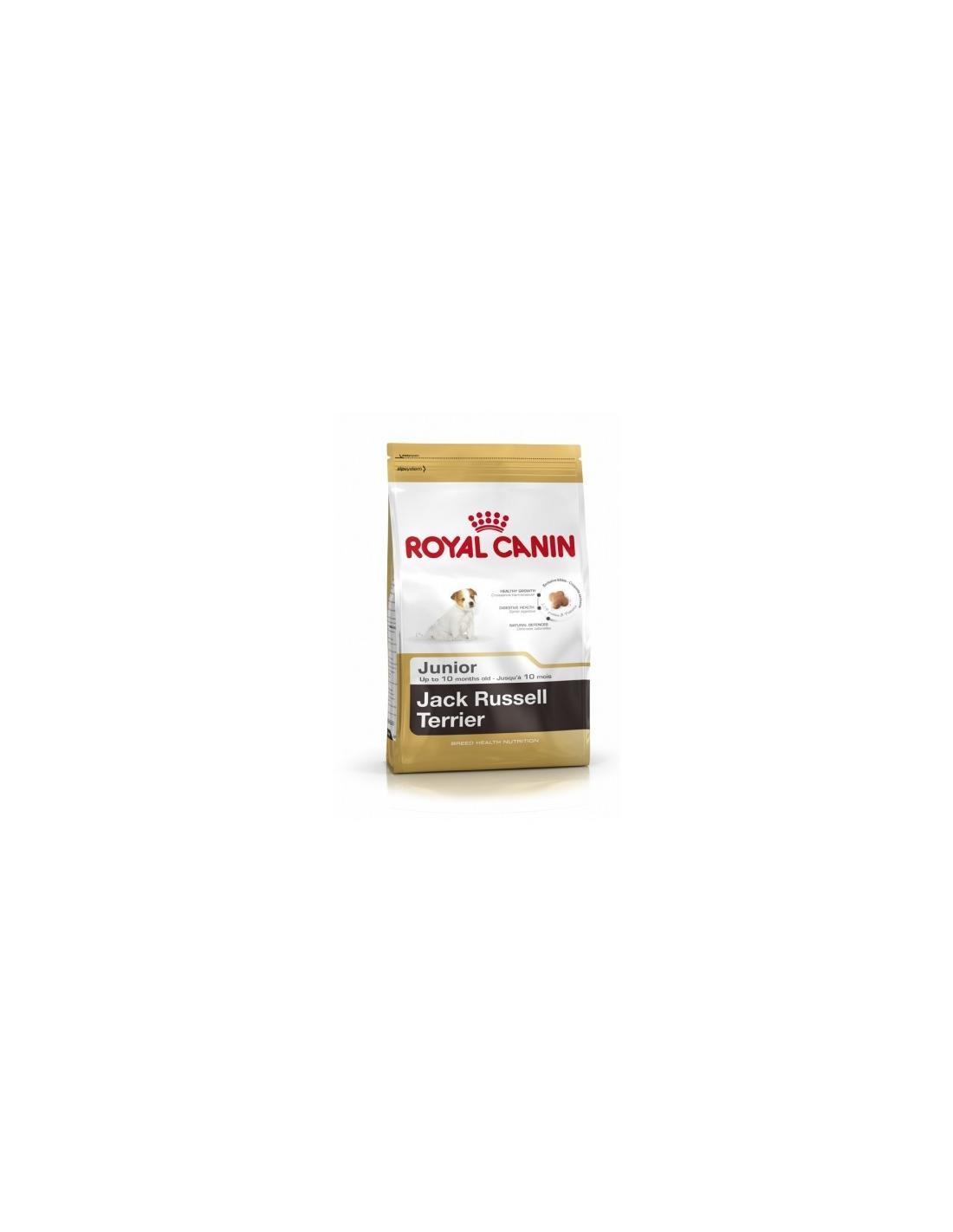Croquettes JACK RUSSELL JUNIOR 3KG - ROYAL CANIN - 1