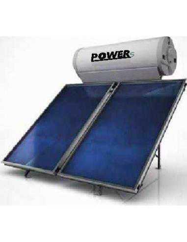 Chauffe eau solaire - POWERs