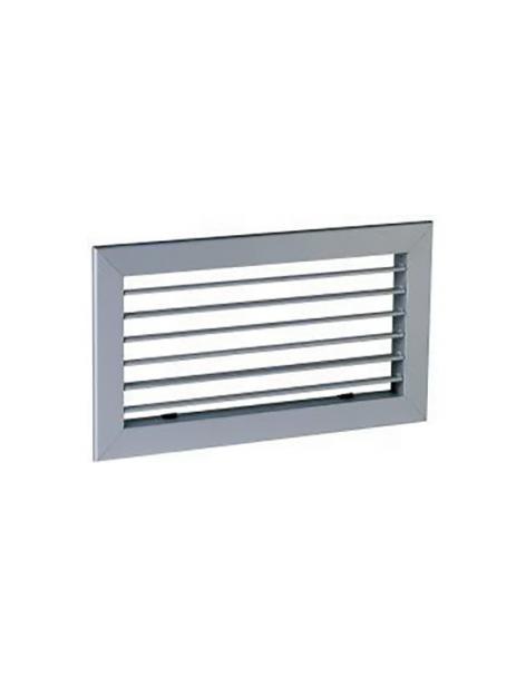 GRILLE de Ventilation SIMPLE en ALUMINIUM