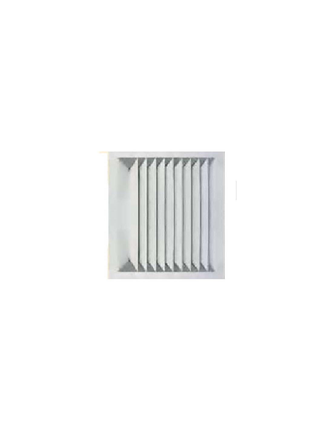 DIFFUSEUR de ventilation 1WAY - 1
