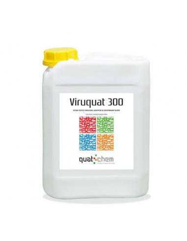 Désinfectant Viruquat 300 Bidon 5L