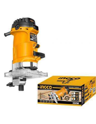 Affleureuse 500W INGCO - 1