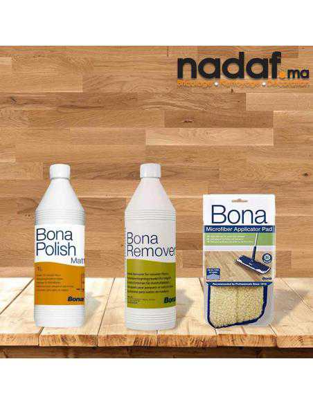Pack Bona Kit Rénovation Parquet