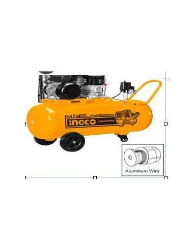 COMPRESSEUR 50L - 2.2 KW INGCO - 1