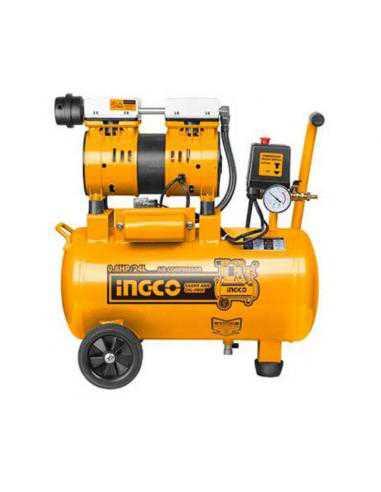 Compresseur silencieux 24L - INGCO - 1