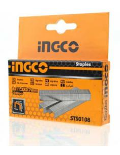 BOITE AGRAFE 1000PCS 8MM/0.7MM pour HSG1403 - INGCO